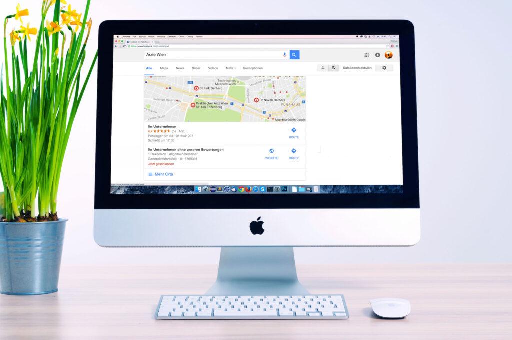 Google Bewertungen kaufen günstig legal deutsch